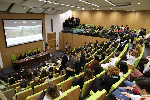 The Renovated Aula Magna of the Faculty of Medicine of the